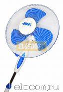 Вентилятор напольный электрический DX-16; 40 Вт, (бело-синий)