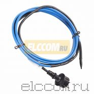 Греющий саморегулирующийся кабель на трубу 15MSR-PB 2M (2м/30Вт) REXANT
