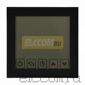 Терморегулятор сенсорный с автоматическим программированием R200B (черный) REXANT