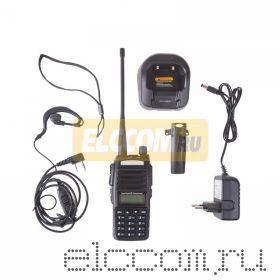 Портативная радиостанция BAOFENG UV-82 (136-174/400-520 МГц)/ 128 кан. / 5 Вт/ 2800 мАч