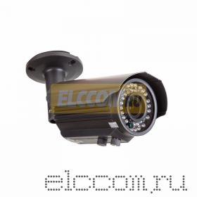 Цилиндрическая уличная камера AHD 4. 0Мп, объектив 2. 8-12 мм. , ИК до 50 м.