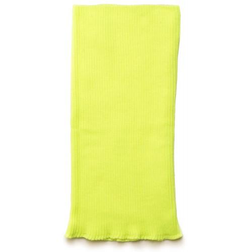 Пояс для разогрева СН2 шерстяной лимонный