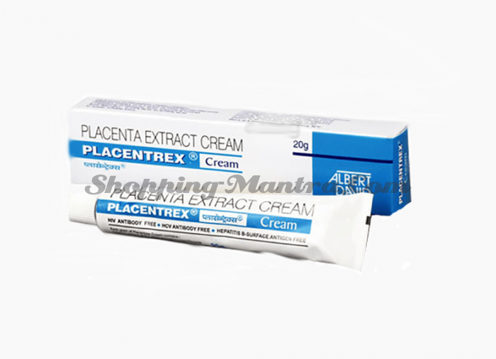 Плацентрекс крем (экстракт плаценты) Альберт Девид | Placentrex Cream Albert David