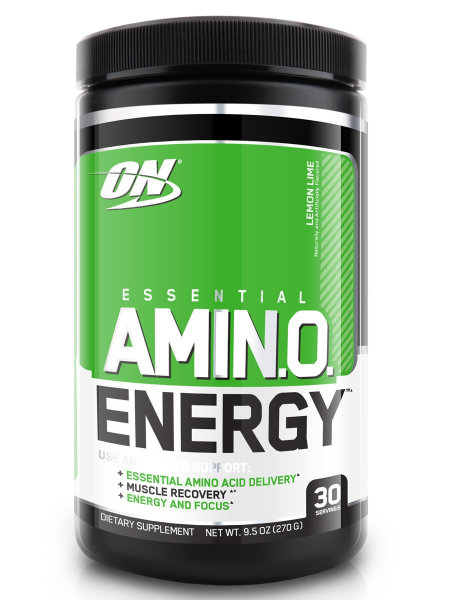 Optimum Nutrition Amino Energy 270 г