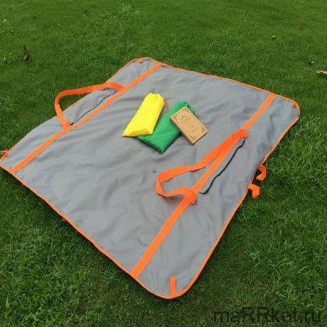 Портативный водонепроницаемый коврик-трансформер для кемпинга 3 в 1