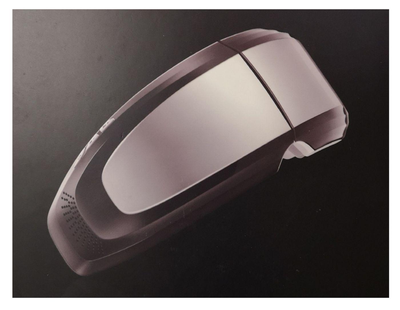 Belik WY-338 Компактные очки массажеры для глаз