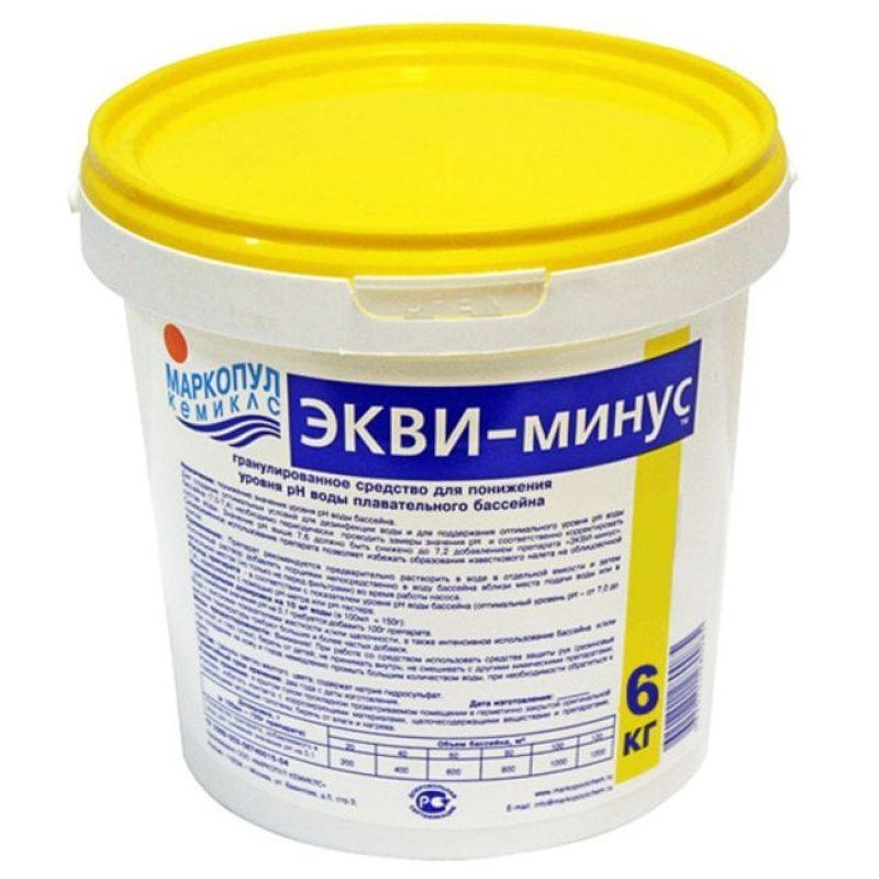 Экви-минус порошок (6 кг)