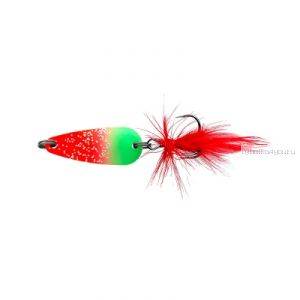 Блесна колеблющаяся Sprut Kataro Micro Spoon 30мм / 3,2 гр / цвет: RGR
