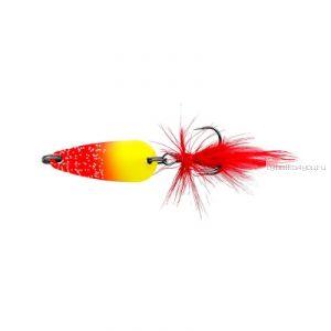 Блесна колеблющаяся Sprut Kataro Micro Spoon 30мм / 3,2 гр / цвет: RY
