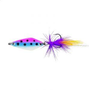 Блесна колеблющаяся Sprut Mihiko Micro Spoon 30мм / 4 гр / цвет: BPNW