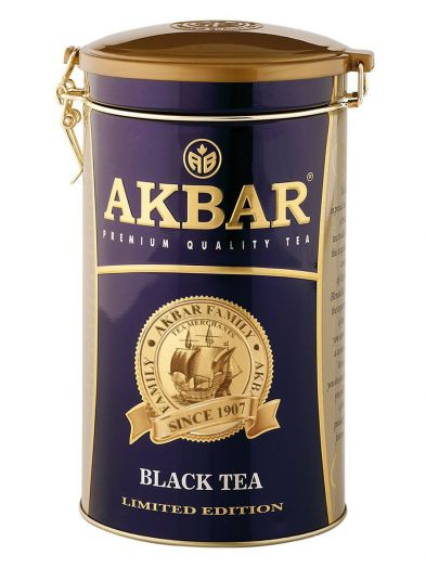Чай Акбар Limited Edition ж/б 150г