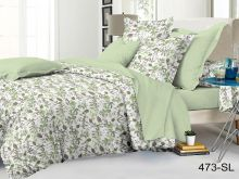 Постельное белье Сатин SL 1.5 спальный Арт.15/473-SL