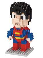 Конструктор Wisehawk & LNO Супермен 190 деталей NO. 022 Superman Gift Series