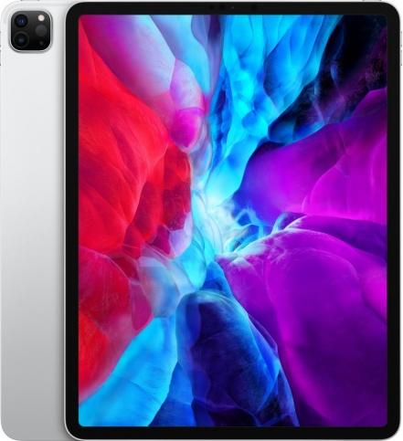 Apple iPad Pro 12.9 (2020) 256Gb Wi-Fi + Cellular Silver