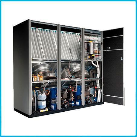 Ремонт прецизионного кондиционера 12-18 кВт