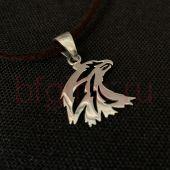 Кулон из серебра Знак группировки Наемники