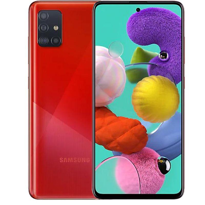 Samsung Galaxy A51 (2019) (SM-A515FD/SM) 64Gb (Красный) (SM-A515FZRMSER)
