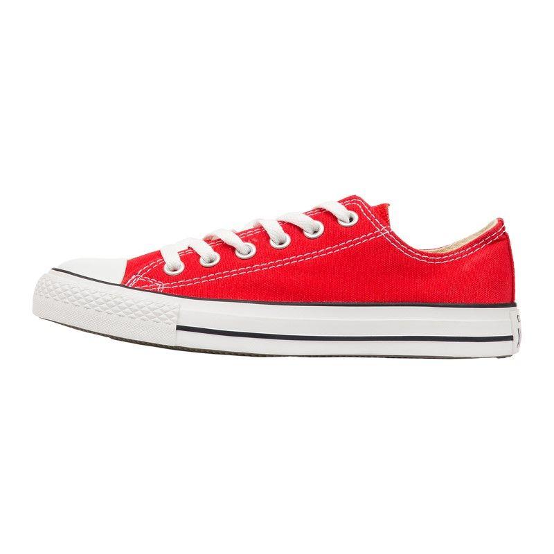 Кеды низкие Converse Chuck Taylor All Star красные