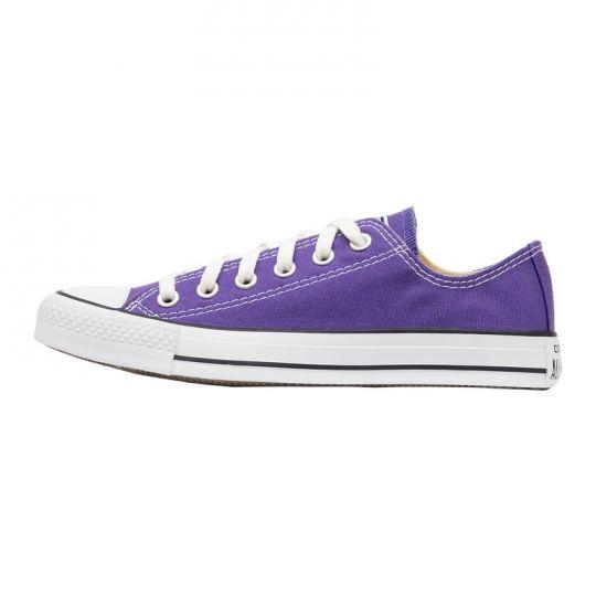 Кеды низкие Converse Chuck Taylor All Star фиолетовые