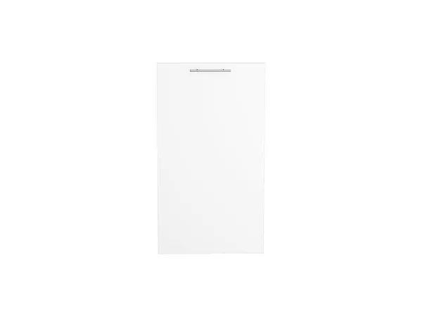 Фасад Валерия Ф60 (белый глянец)