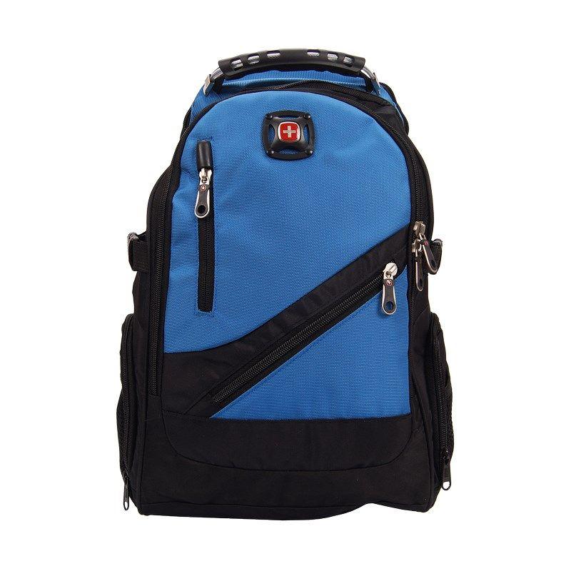 Рюкзак Swissgear сине-черный