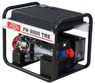 Бензиновый генератор Fogo FH9000 TRE (AVR)