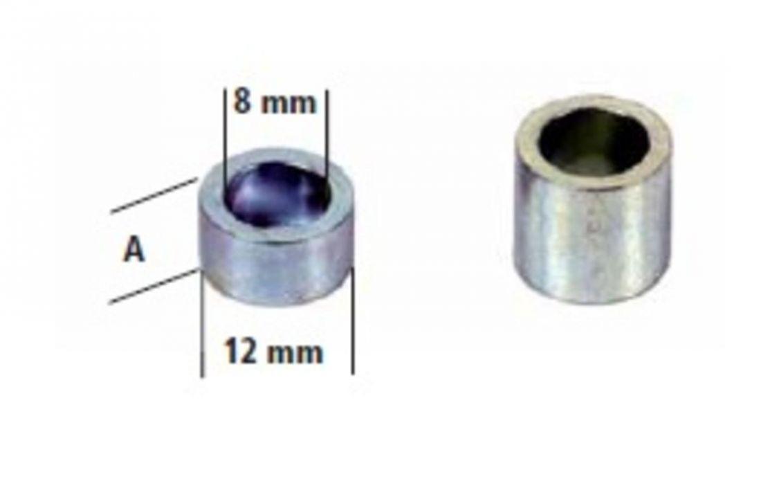 Втулка 12 x 2 х 2 мм, подгонная
