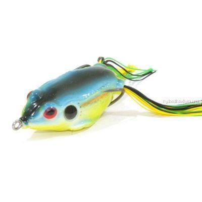 Воблер Sprut Sawa Frog 55TW 55 мм / 13,5 гр / цвет: YGRBK