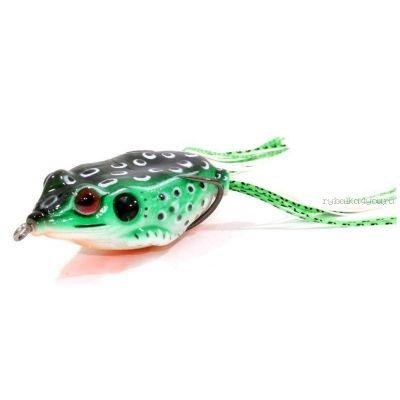 Воблер Sprut Sawa Frog 65TW 65 мм / 21 гр / цвет: GR1