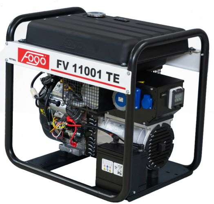Бензиновый генератор Fogo FV11001 TE