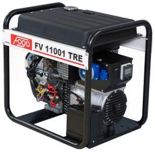 Бензиновый генератор Fogo FV11001 TRE (AVR)