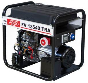 Бензиновый генератор Fogo FV13540 TRA (AVR)