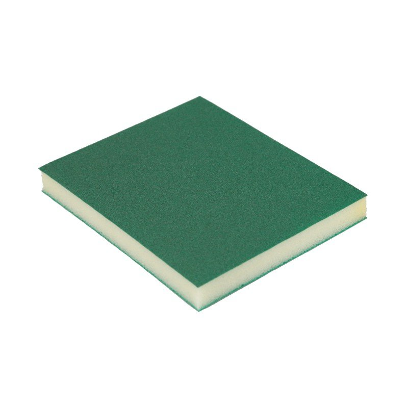 Р100 Шлифовальный блок SUNBLOCK 123х98х12,5мм, 2-х сторонний