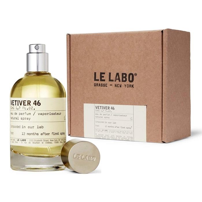Парфюмерная вода Le Labo Vetiver 46 100 мл (унисекс)