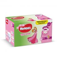 Huggies для девочек 4 L104