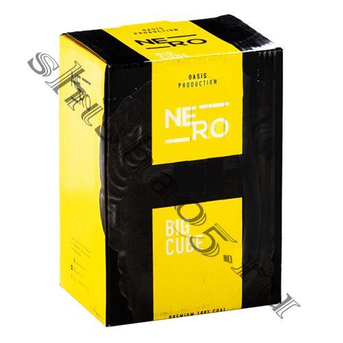 Уголь NERO - BIG 25мм³ (72куб)
