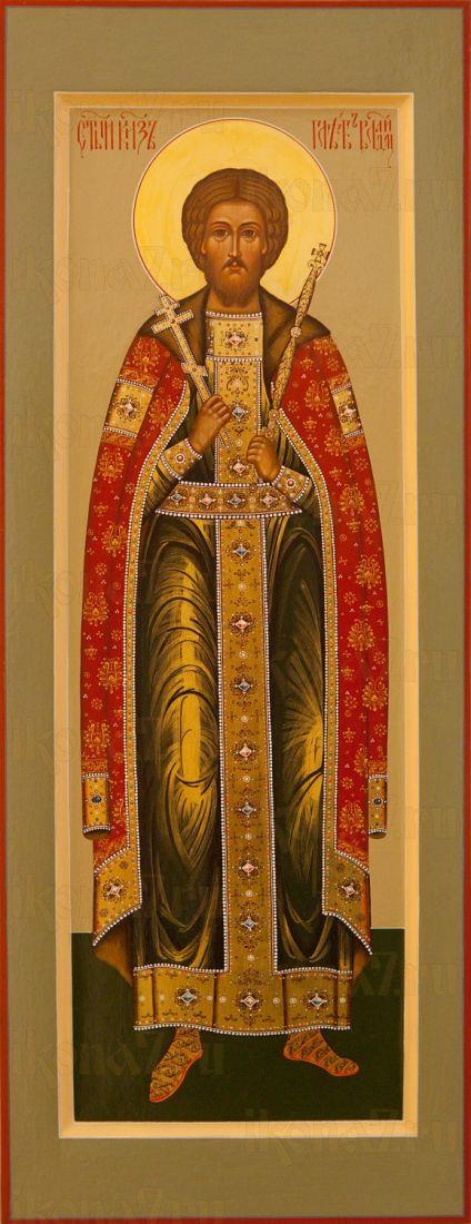 Икона Глеб Владимирский Благоверный князь