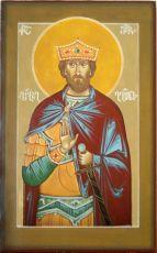 Икона Вахтанг Грузинский царь