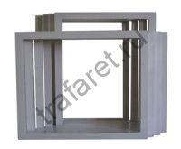 Рама алюминиевая 508х610 мм. (профиль 35х35х1,6 мм.)