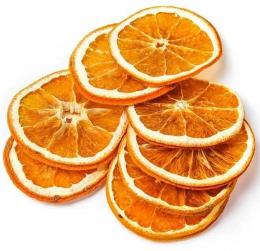 Апельсин сушеный 500гр