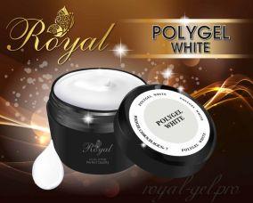 ACRYL GEL WHITE  ROYAL 250 гр