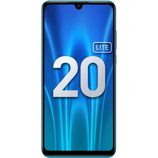 "Honor 20 Iite, 6.2"", 4/128GB, FHD, 3400 мА/ч (Peacock blue)"