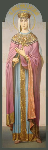 Икона Александра Римская мученица