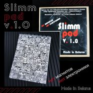 Блокнот Slimm Pad v.1.0 (Беларусь)