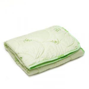 Одеяло Карамелька облегченное 110х140 см, полиэстер 100%, бамбуковый пласт 150 г/м 3440908