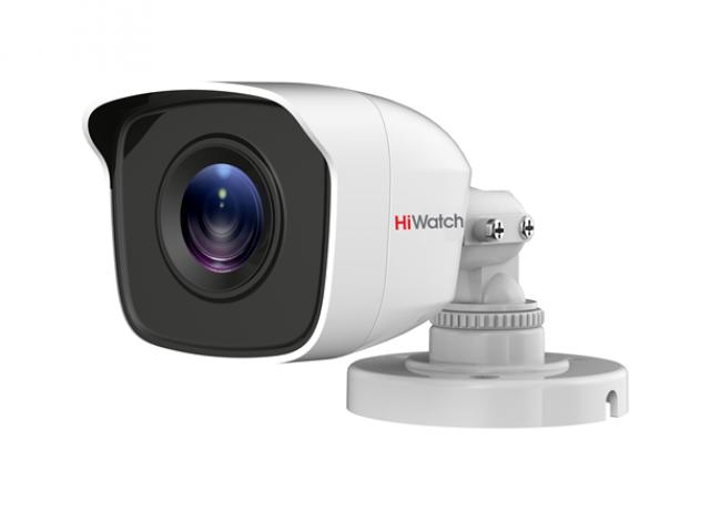 HD-TVI видеокамера HiWatch DS-T200(B)