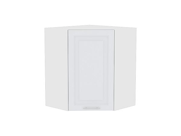 Шкаф верхний угловой Ницца Royal ВУ599 (Blanco)