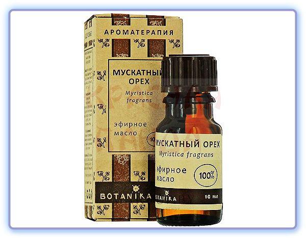 Эфирное масло Мускатного ореха Botavikos