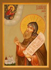 Икона Даниил Московский