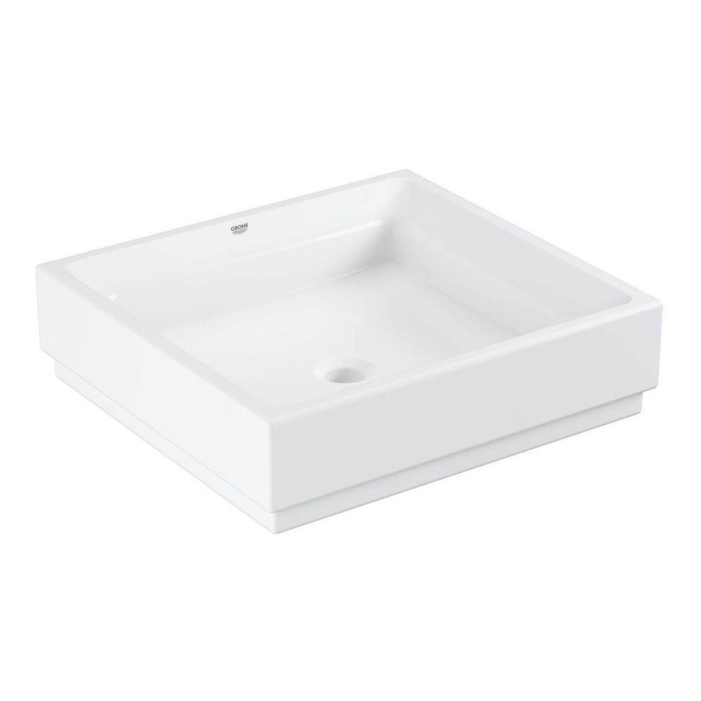 Раковина Grohe Cube Ceramic 3948100H 50x47 ФОТО